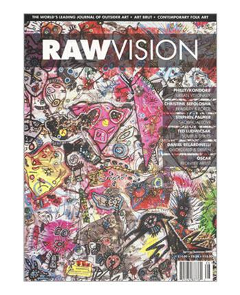 Raw Vision Magazine Spring_Summer 2009